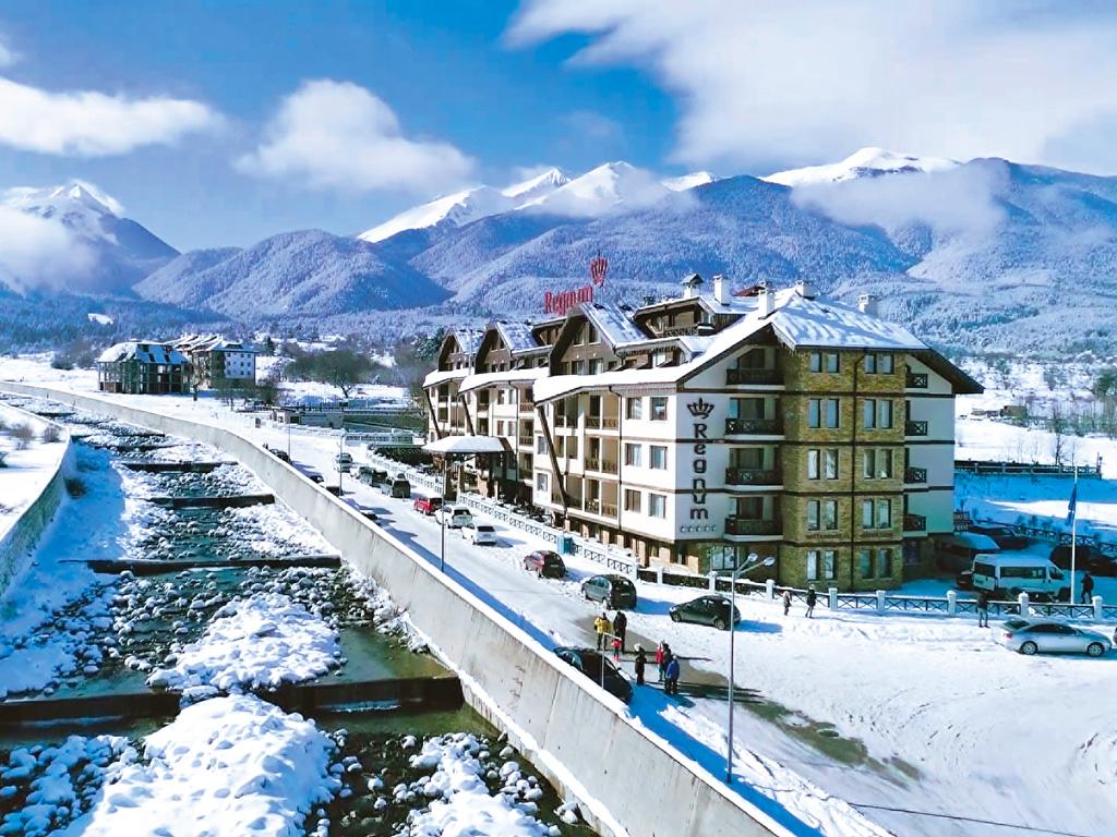 Bulharsko - Bansko - Regnum Bansko Ski Hotel & SPA