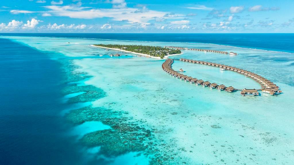 Maledivy - Atol Gafu Alifu - Pullman Maldives Maamutaa