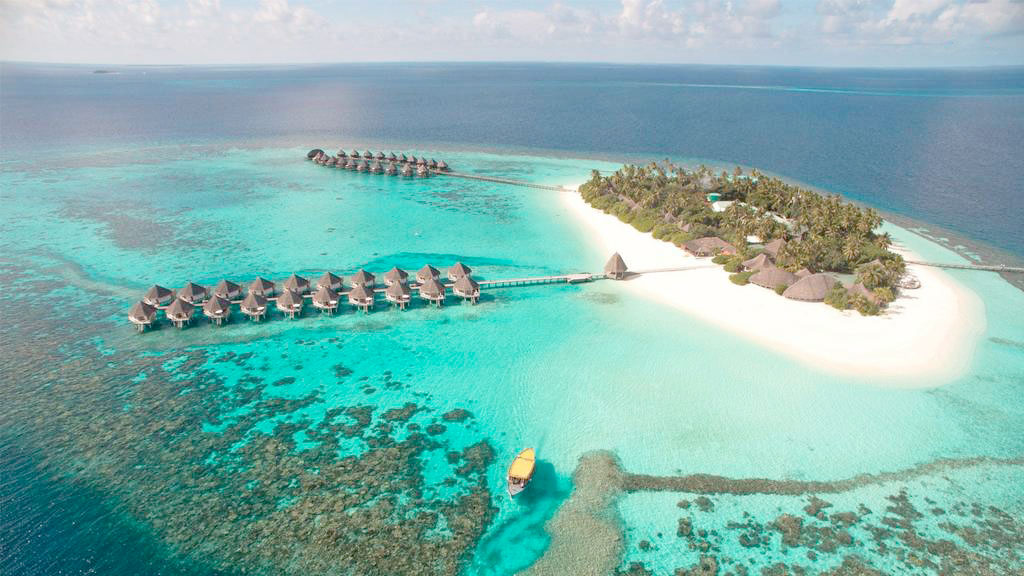 Maledivy - Jižní Ari Atol - Angaga Island Resort & Spa
