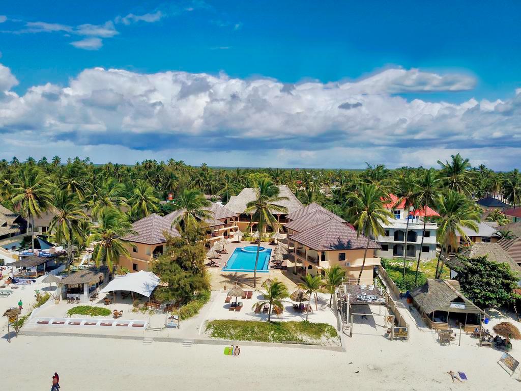 Zanzibar - Paje - Mahali Zanzibar