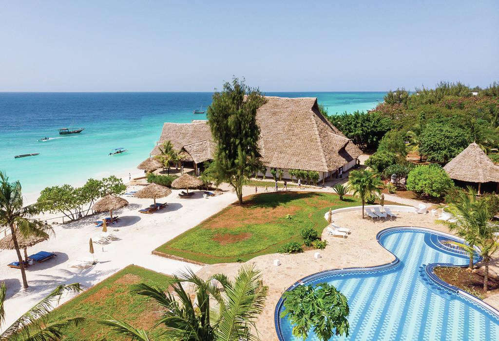 Zanzibar - Nungwi - Sandies Baobab Beach