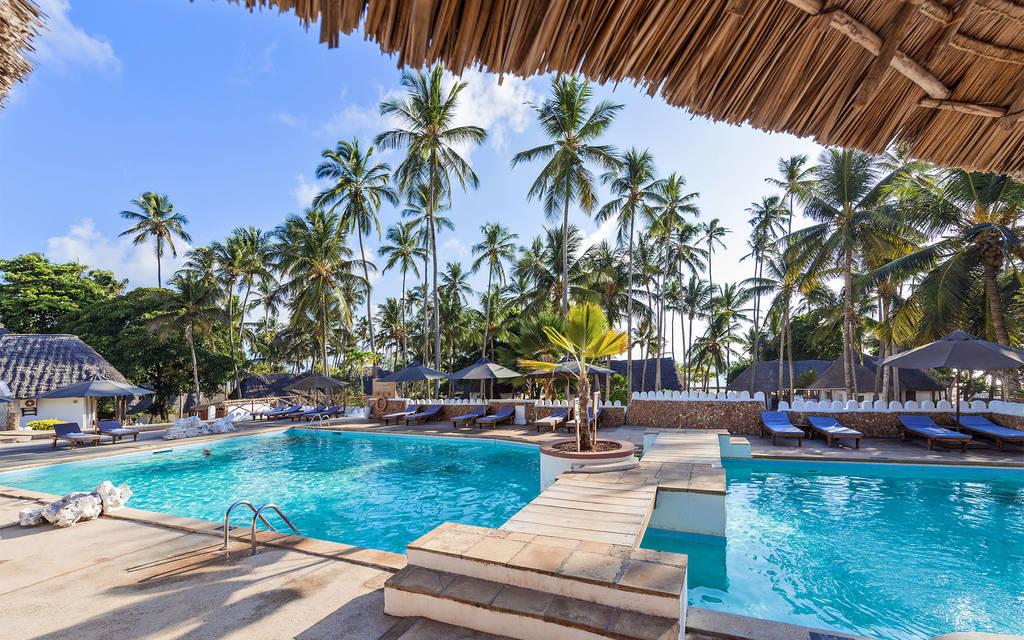 Zanzibar - Kiwengwa - Diamonds Mapenzi Beach