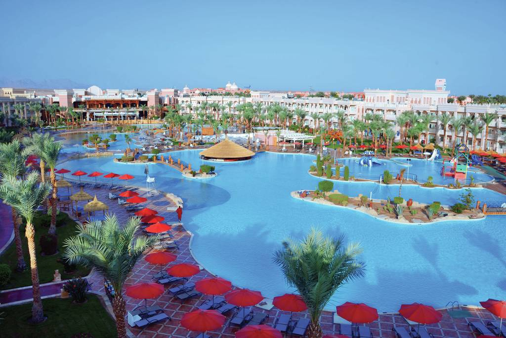 Egypt - Hurghada - Pickalbatros Albatros Palace Resort