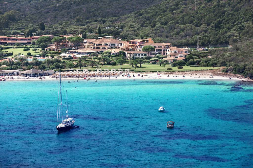 Itálie - Golfo di Marinella - Abi D´oru