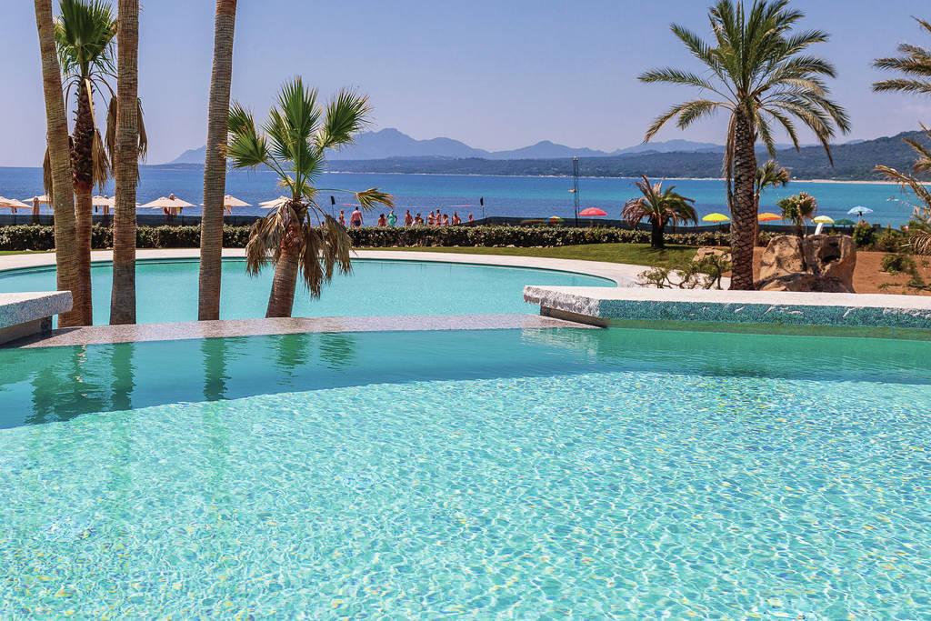Itálie - Golfo di Marinella - Club Saraceno