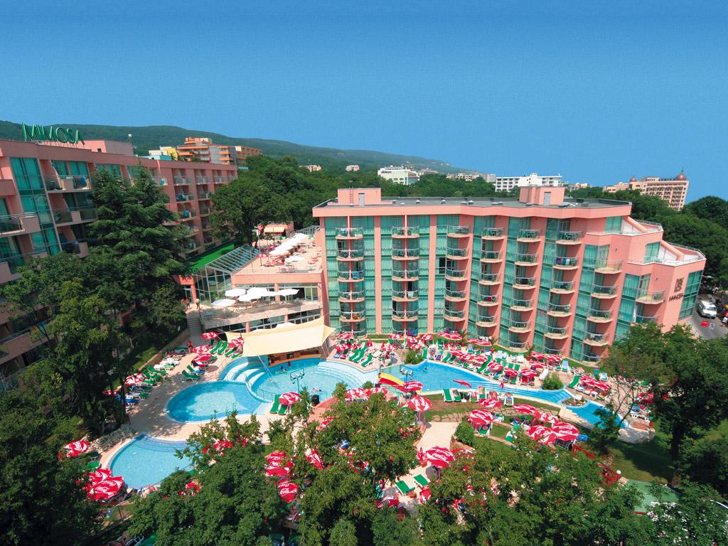 Bulharsko - Zlaté Písky - COOEE Mimosa Sunshine Hotel