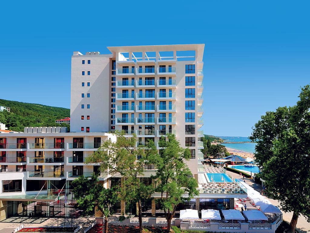 Bulharsko - Zlaté Písky - Grifid Hotel Metropol