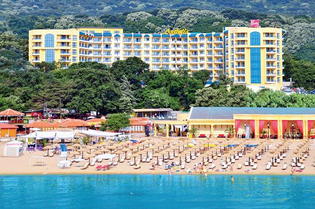 Bulharsko - Zlaté Písky - Grifid Hotel Arabella