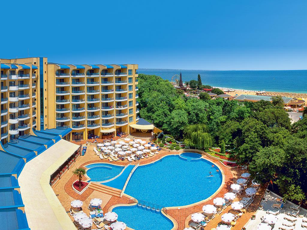 Bulharsko - Zlaté Písky - Grifid Club Hotel Arabella
