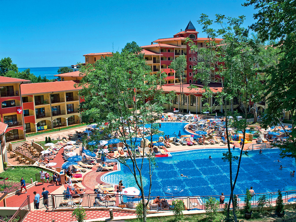Bulharsko - Zlaté Písky - Grifid Hotel Bolero