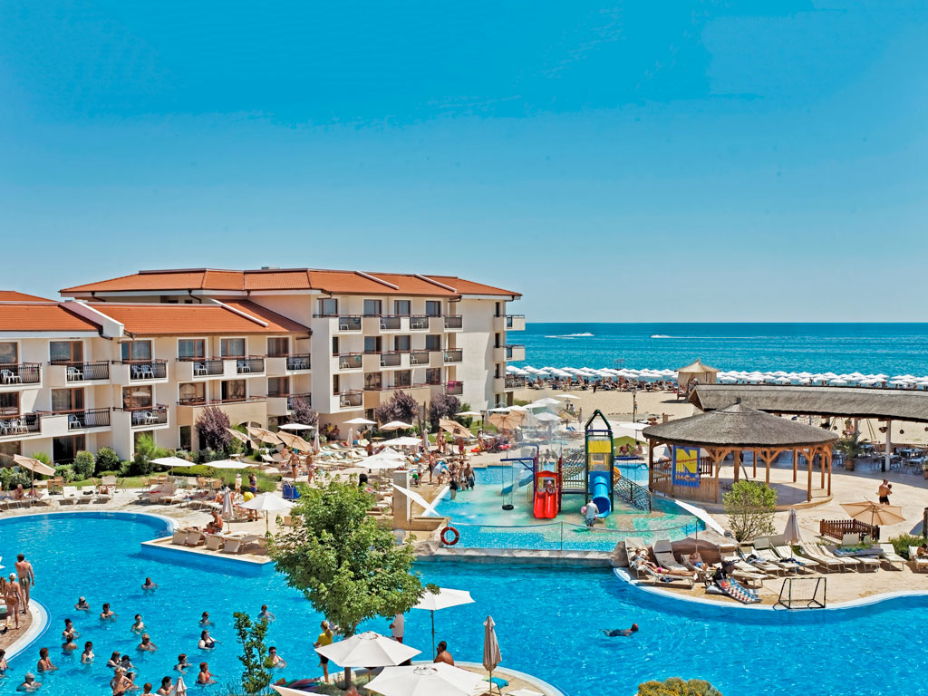 Bulharsko - Obzor - HVD Clubhotel Miramar
