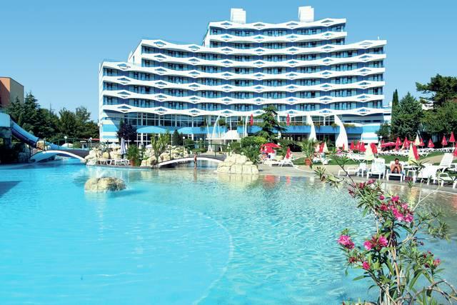 Bulharsko - Slunecné Pobreží - Trakia Plaza