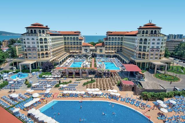 Bulharsko - Slunecné Pobreží - Melia Sunny Beach Resort