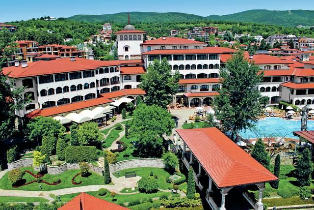 Bulharsko - Slunecné Pobreží - Royal Palace Helena Park
