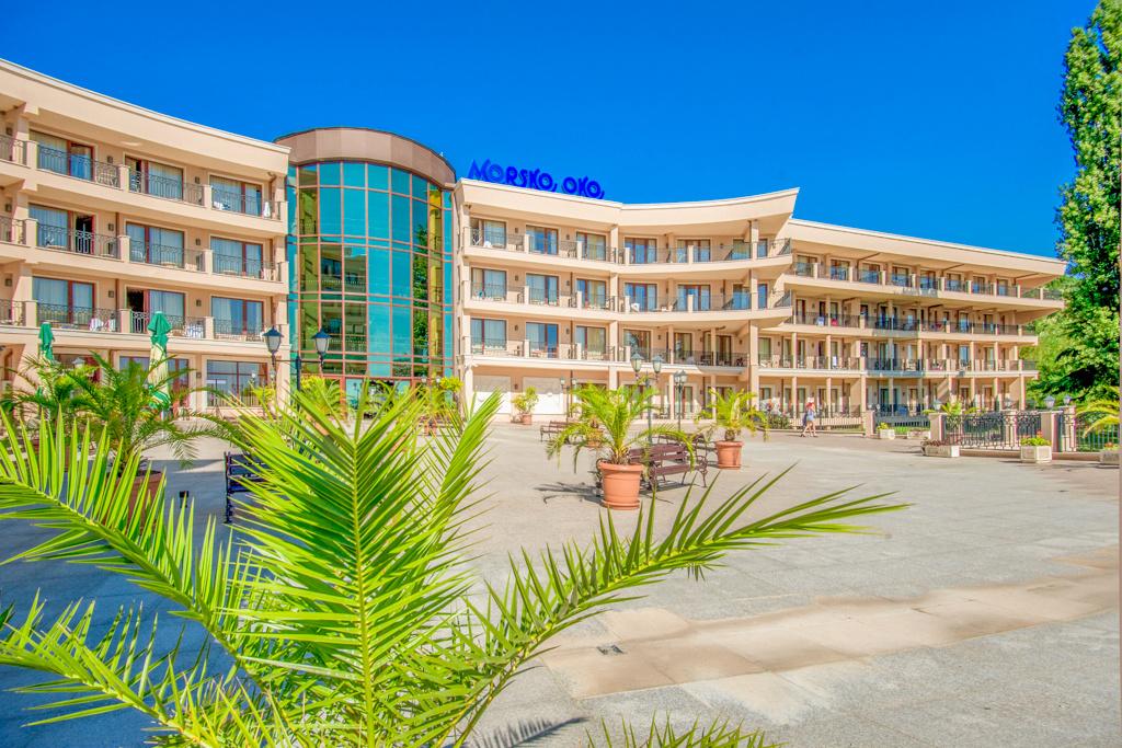 Bulharsko - Zlaté Písky - Morsko Oko Garden Alexandria Club