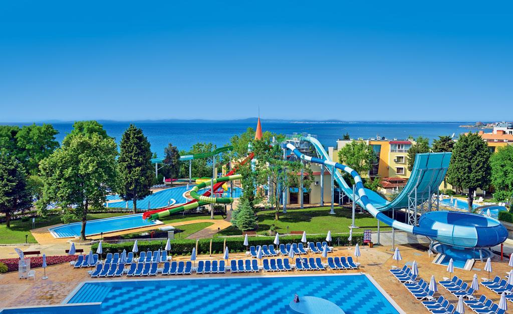 Bulharsko - Nesebr - Sol Nessebar Resort