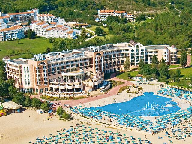 Bulharsko - Djuni - Marina Beach
