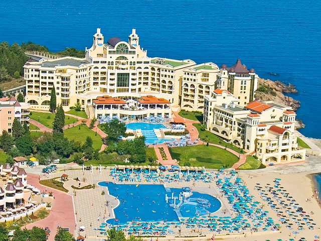 Bulharsko - Djuni - Marina Royal Palace