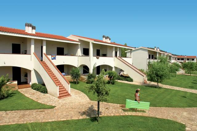 Itálie - Vieste - Villaggio Arcobaleno