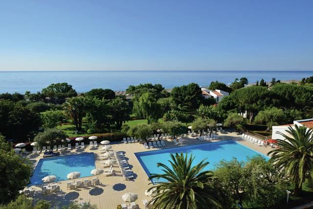 Itálie - Giardini Naxos - Atahotels Naxos Beach