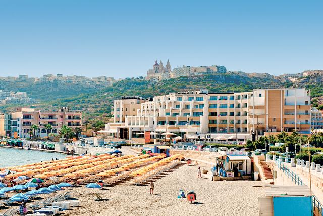 Malta - Mellieha - Seabank Resort & Spa