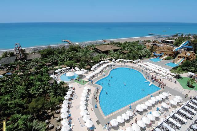 Turecko - Alanya - Delphin Deluxe Resort