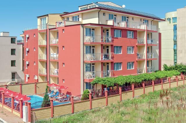 Bulharsko - Primorsko - Zora