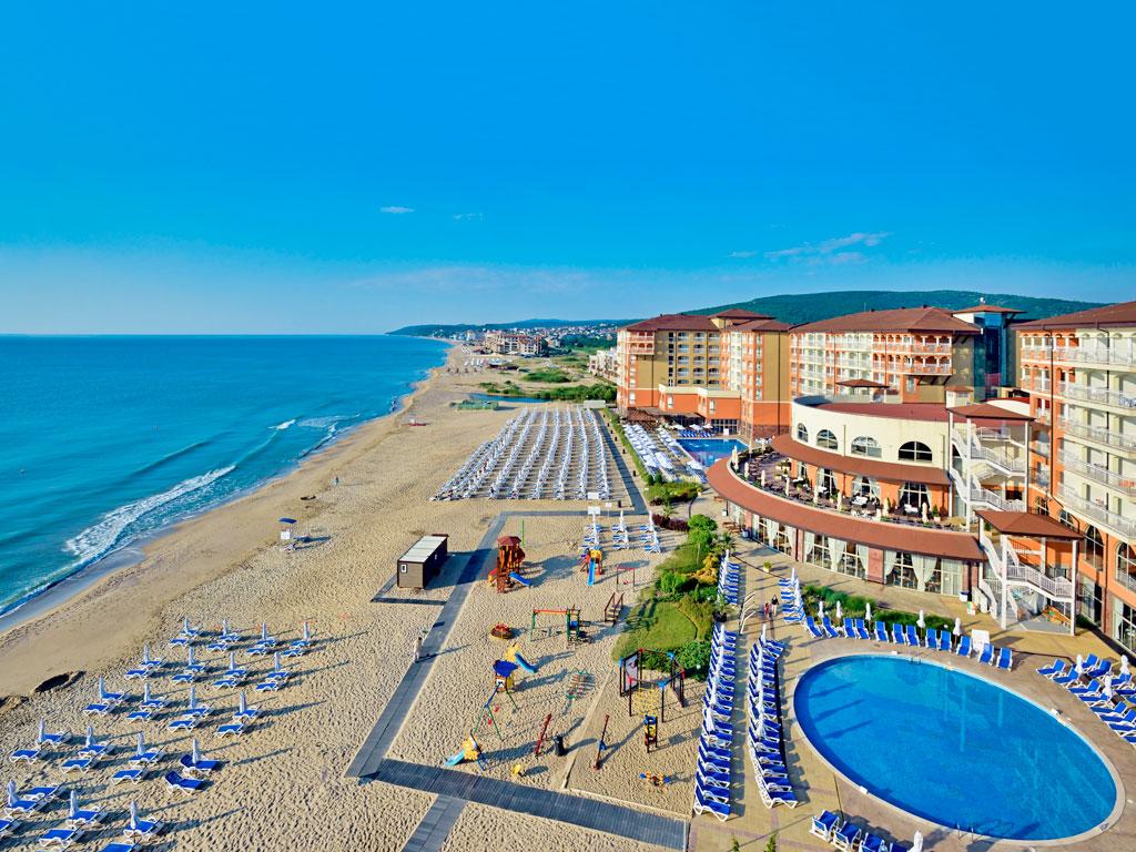 Bulharsko - Obzor - Sol Luna Bay Resort & Aquapark