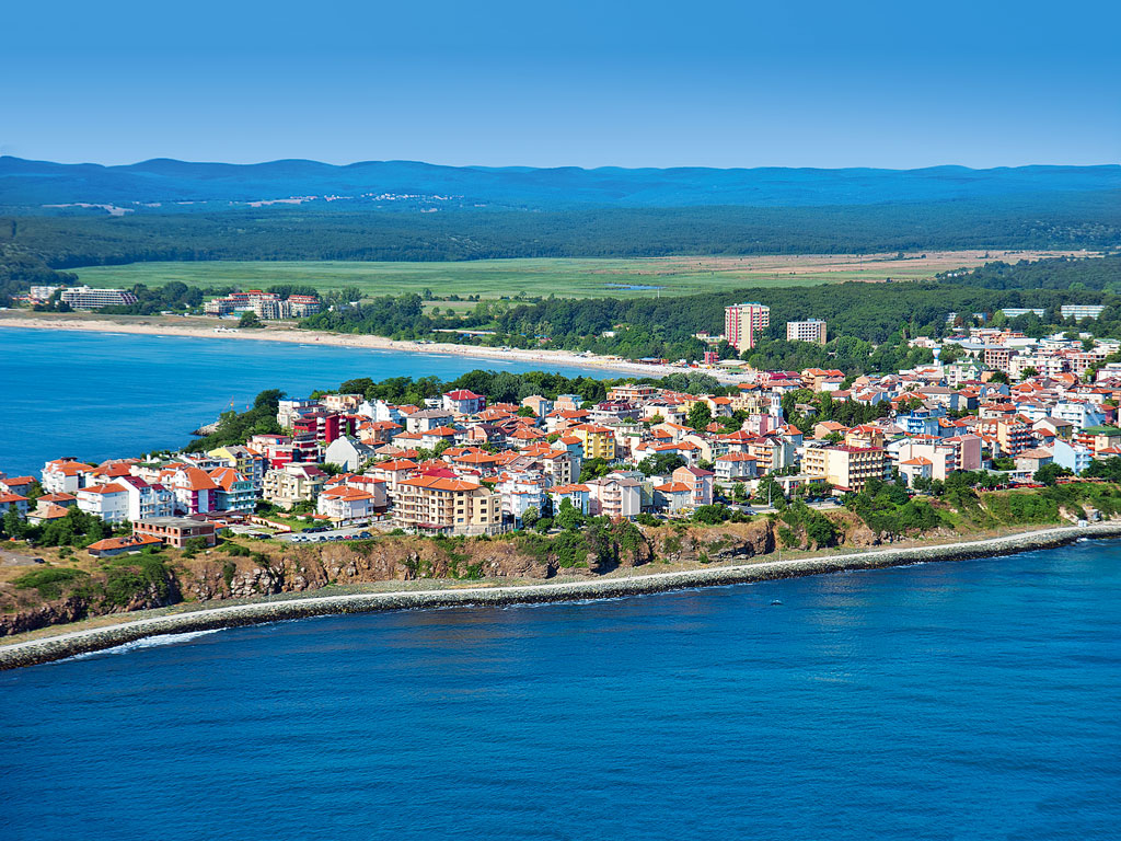 Bulharsko - Primorsko - Penziony Primorsko