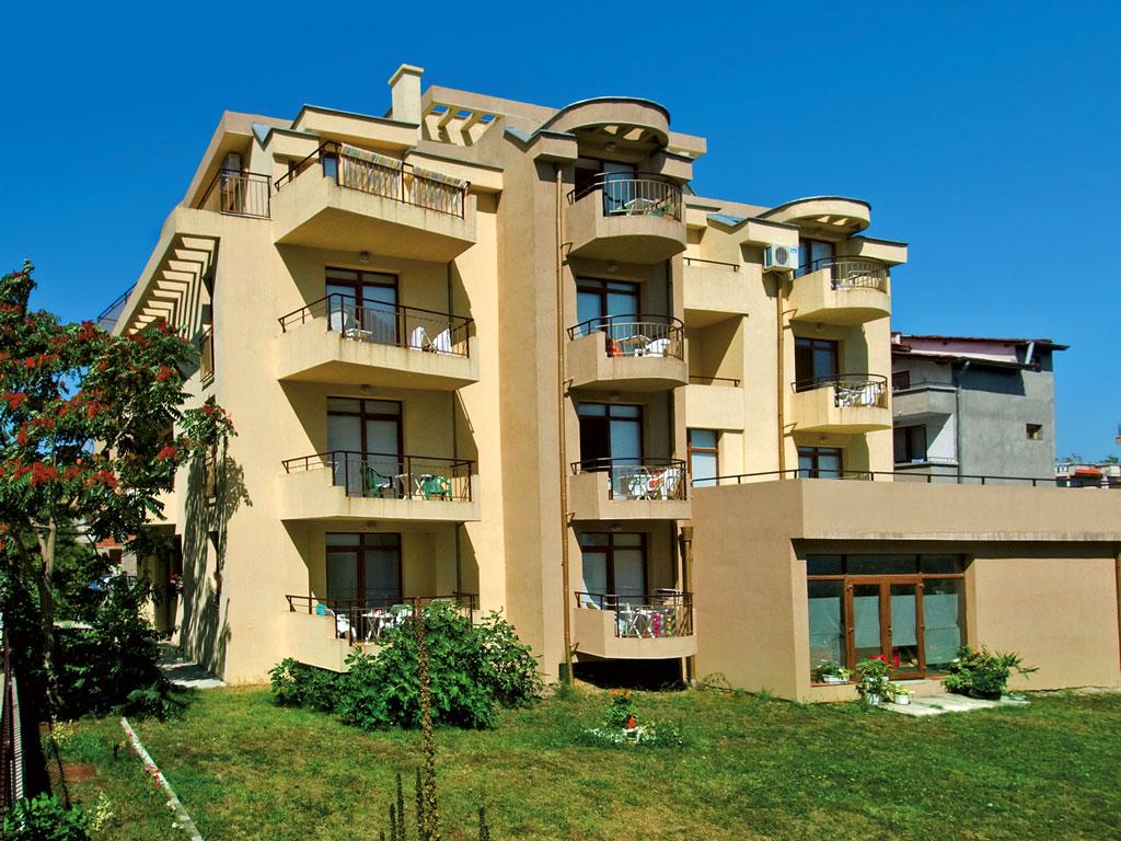 Bulharsko - Primorsko - Rodinné hotely Alexandria