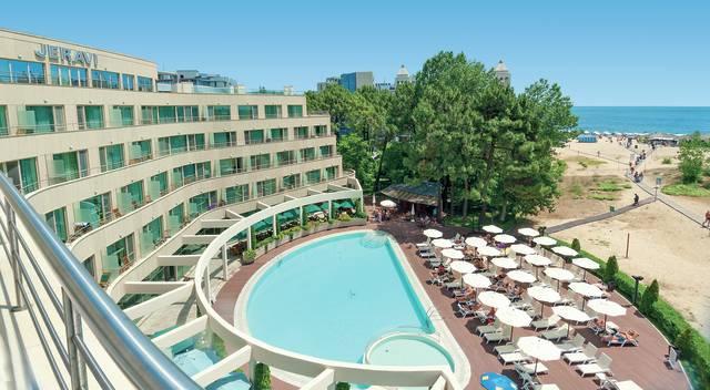 Bulharsko - Slunecné Pobreží - Žeravi Beach Alexandria Club