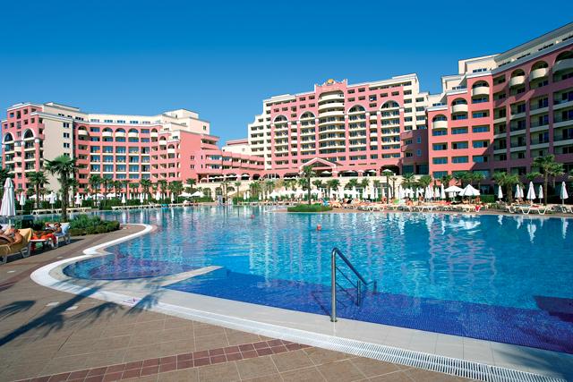 Bulharsko - Slunecné Pobreží - Majestic Beach Resort