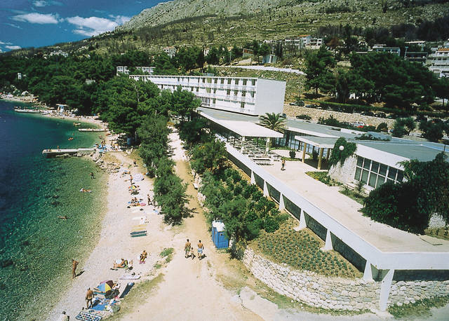 Chorvatsko - Ruskamen - Sagitta (hotel)