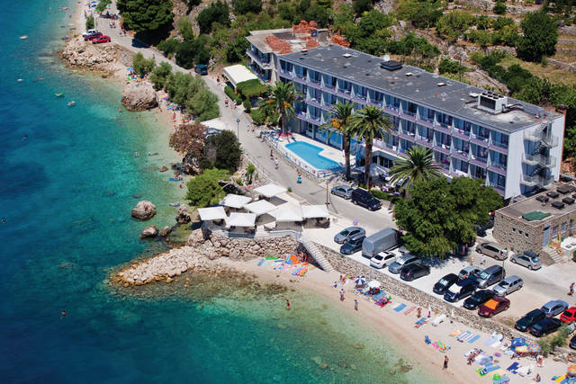 Chorvatsko - Podgora - Sirena