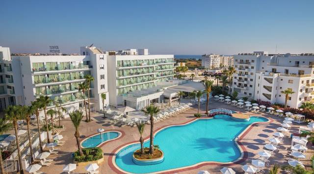 Kypr - Protaras - Tsokkos Beach