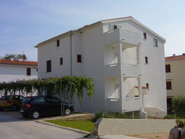 Chorvatsko - Krk - Baška - Soukromé apartmány