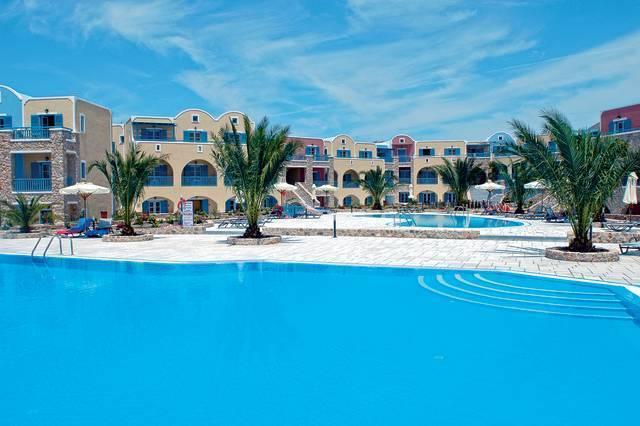 Recko - Perissa - Santo Miramare Resort
