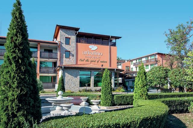 Bulharsko - Arkutino - Arkutino Family Resort