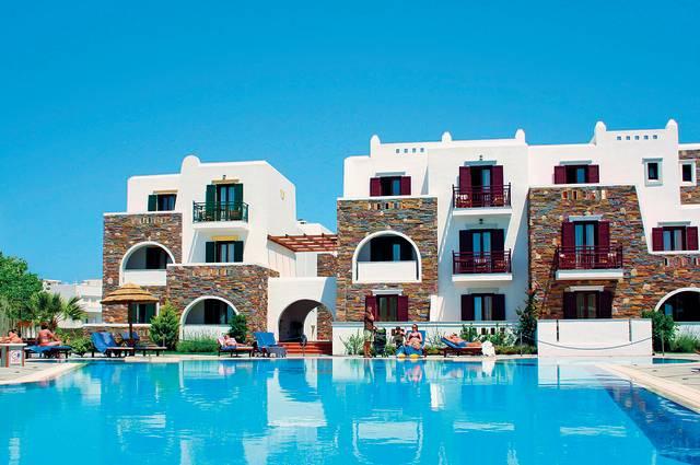 Recko - Agios Georgios - Naxos Resort