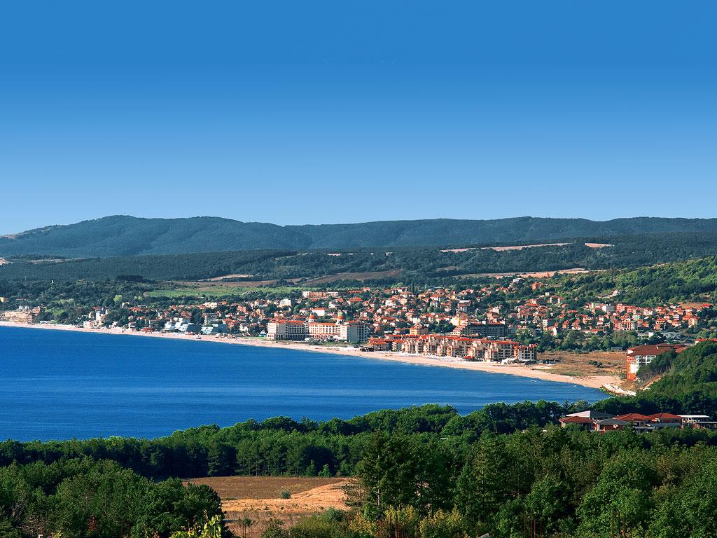 Bulharsko - Obzor - penziony Obzor