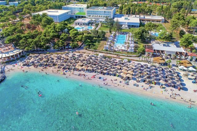 Chorvatsko - Šibenik - Amadria Park hotel Jure