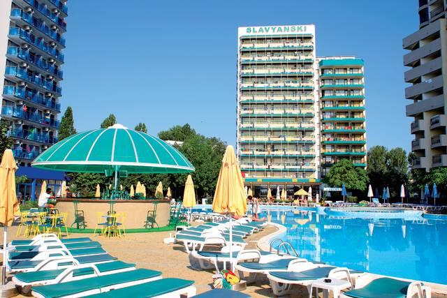 Bulharsko - Slunecné Pobreží - Slavyanski