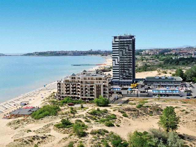 Bulharsko - Slunecné Pobreží - Burgas Beach Resort