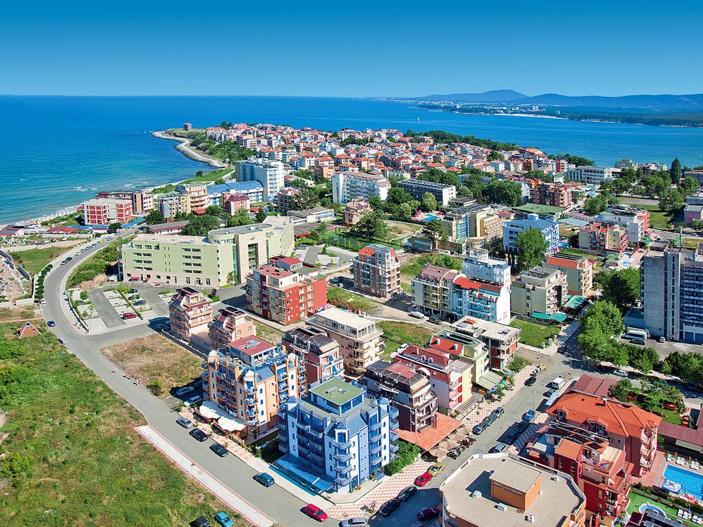 Bulharsko - Primorsko - Penziony Primorsko PLUS