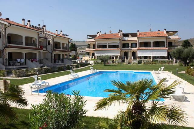 Itálie - Pineto - Med Resort