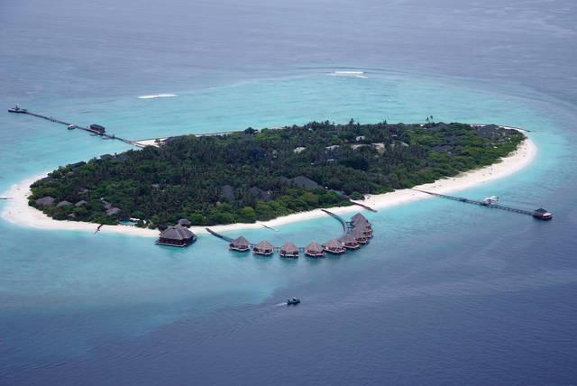 Maledivy - Raa Atol - Adaaran Select Meedhuparu
