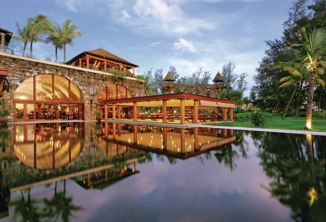 Mauritius - Jihozápadní pobreží - Outrigger Beach Resort
