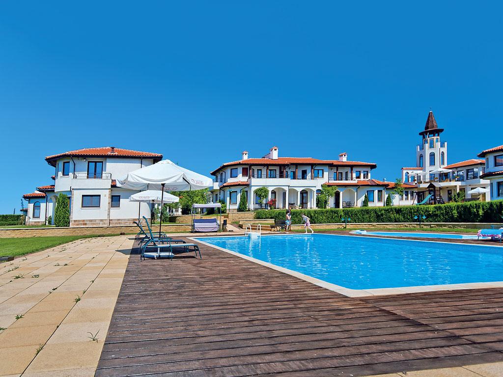 Bulharsko - Balcik - BlackSeaRama Villas