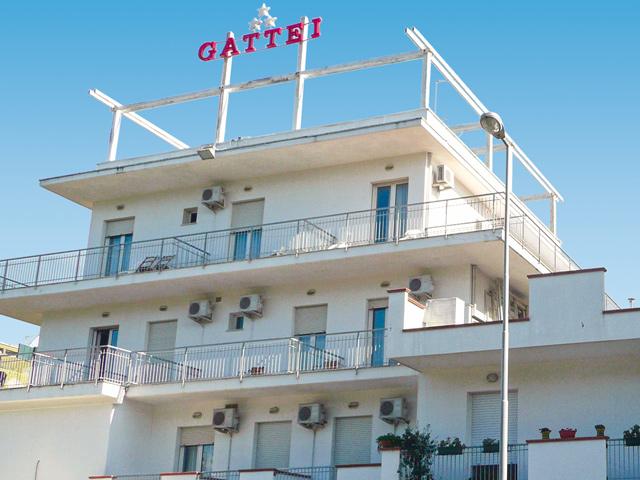 Itálie - Rimini - Gattei