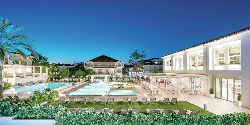 Recko - Laganas - Zante Park Resort & SPA